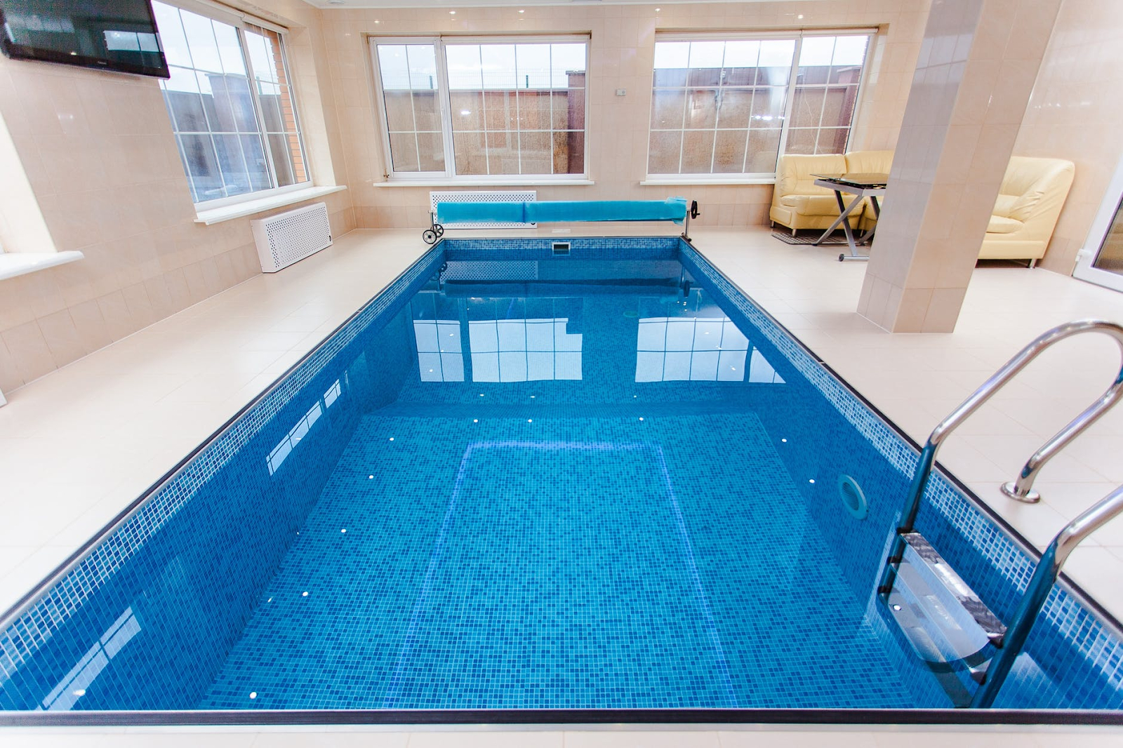 Swimming Pool Maintenance UAE