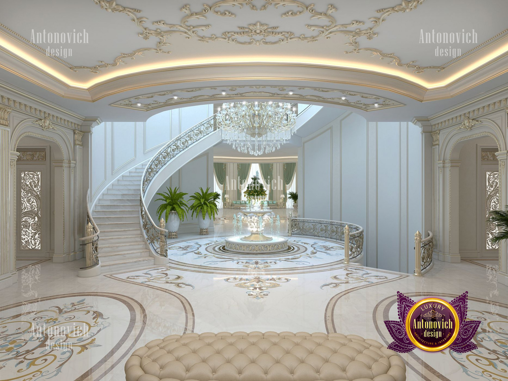 Ions Interior Design Dubai luxury antonovich design, in uae, dubai - buildeey